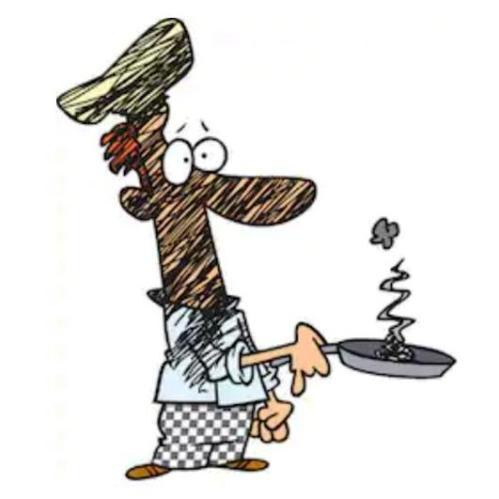 error 404- burned food