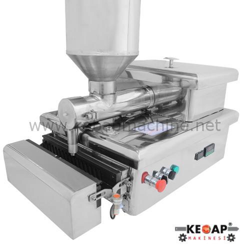 kebab machine UE2 side view